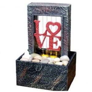 Raining Love LED Fountain ✨New in box
